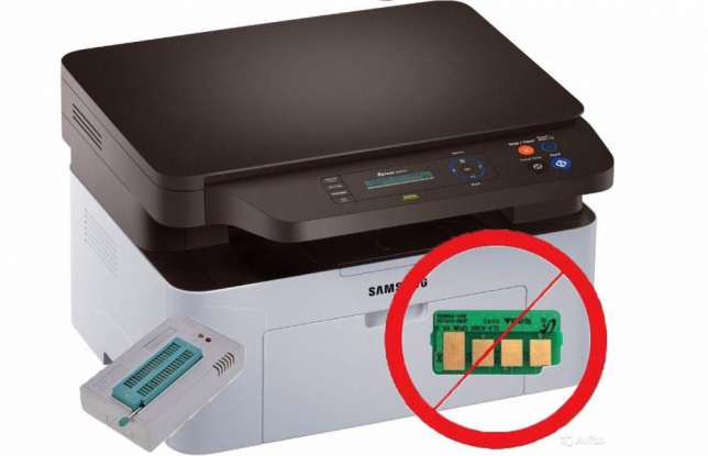 Прошивка принтеров Samsung, Xerox, Заправка картриджей