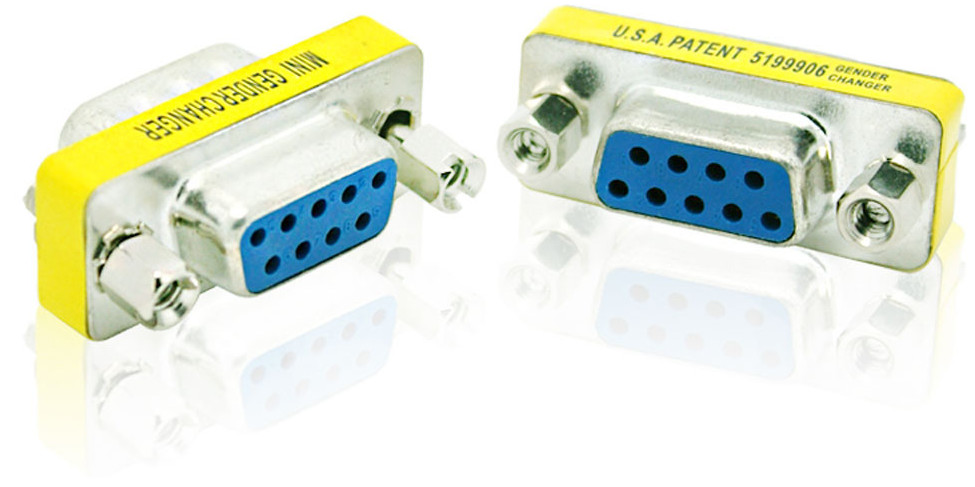 Serial-Port-Connector-RS232-DB9-9-Pin-Adapter-Female-to-Female-RS232-Gender-Changer-DB9-F