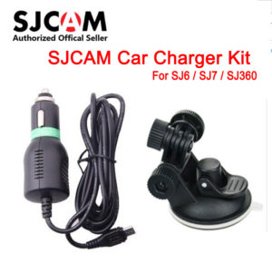Car-Charger-Mount-Suction-cup-Bracket-Car-Holder-With-Car-Charger-For-SJ6-LEGEND-SJ360-SJ7