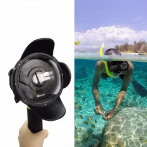 Diving-Dome-Port-for-Xiaomi-Yi-Action-camera-Portable-Underwater-Photography-Lens-Housing-monopod-accessory-for
